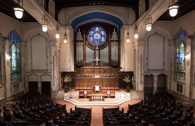 The Klais/Schlueter Organ (IV/112), First Presbyterian Church, Atlanta