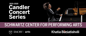 Candler Concert series - Khatia