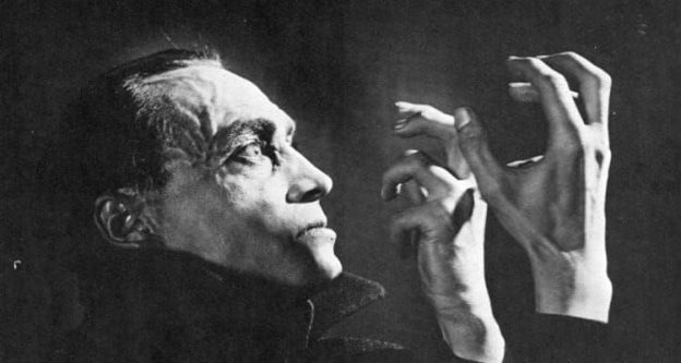 """The 1928 classic silent horror flick, """"The Hands of Orlac,"""" will be shown on Saturday at the Plaza Theater with live music by Paul Mercer Trio,"""