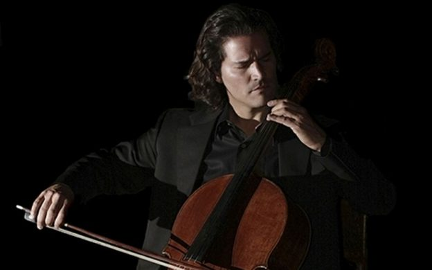 Cellist Zuill Bailey performs Sunday in the final concert of the Highlands-Cashiers Chamber Music Festival. (source: zuillbailey.com)