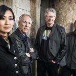 Kronos Quartet will perform with Mahsa Vahdat this Saturday at The Schwartz Center (credit: Jay Blakesberg)