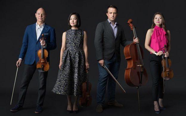 Peachtree string Quartet