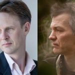 Tenor Ian Bostridge and jazz pianist Brad Mehldau. (compiled)