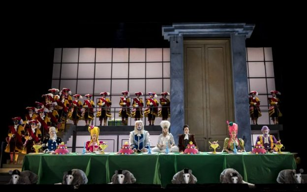 "The Atlanta Opera's production of ""La Cerentola"" continued this Froday and Sunday. (credit: Raftermen)"