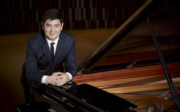 Pianist Behzod Abduraimov. (credit: Evgeny Eutykhov)