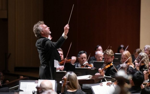 Thomas Søndergård leads the Atlanta Symphony Orchestra in a second week of Scandinavian music. (credit: Jeff Roffman)
