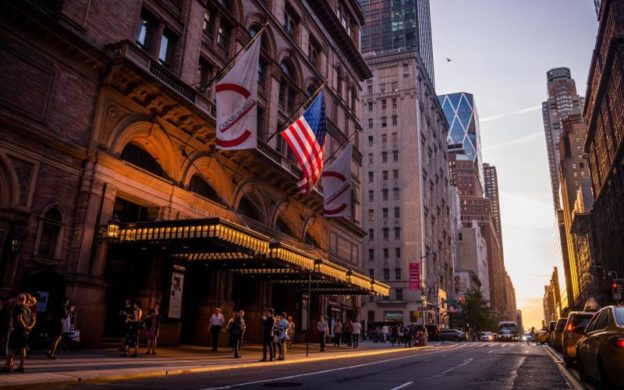 Carnegie Hall.(credit: Chris Lee Photographer)