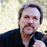Violinist and composer Mark O'Connor. (credit: Deanna Rose)