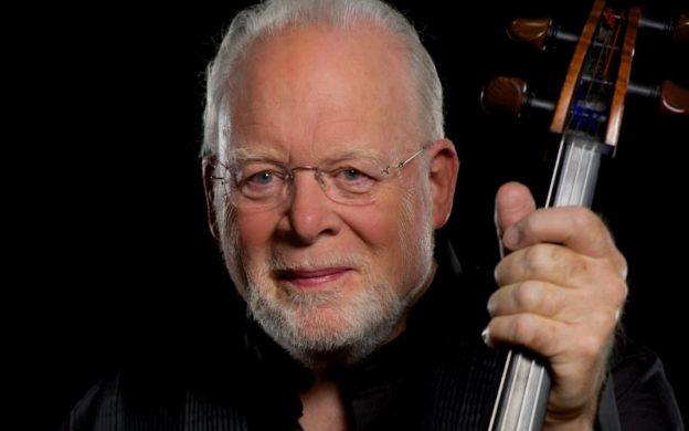 American cellist Lynn Harrell (credit: Andrew Stuart)