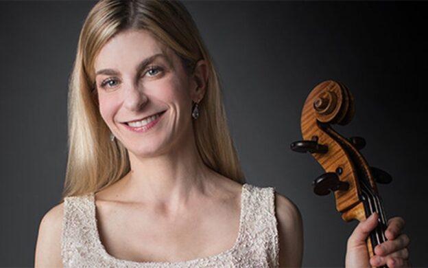 Cellist Karen Freer. is featured on Sunday's Atlanta Music Scene (WABE). (credit: Jeff Roffman)
