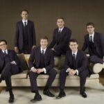 The King's Singers (credit: Rebecca Reid)