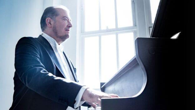 American pianist Garrick Ohlsson. (credit: Dario Acosta)