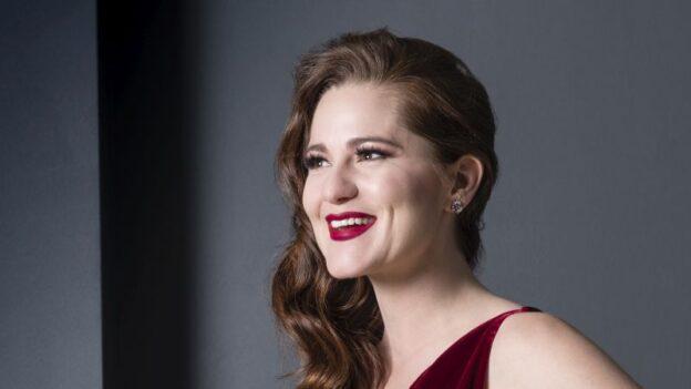 mezzo-soprano Megan Marino (credit: Dario Acosta.)