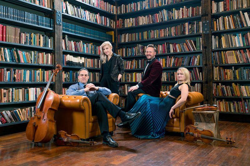 Spektral Quartet (credit: Daniel Kullman)
