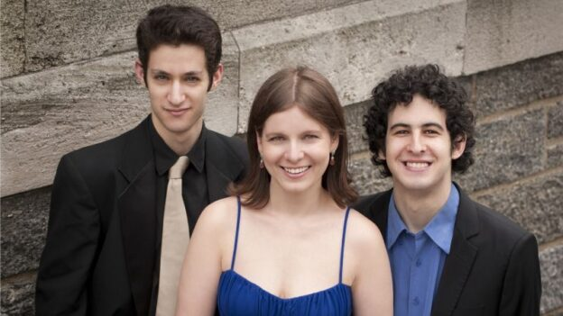 :ytsander Piano Trio (credit: Richard Blinkoff)
