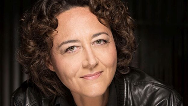 Guest conductor Nathalie Stutzmann leads the Atlanta Symphony Orchestra in this week's ASO virtua; subscription concert. (courtesy of ASO)