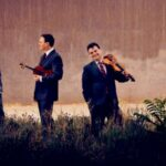 Jerusalem Quartet (courtesy of Spivey Hall)