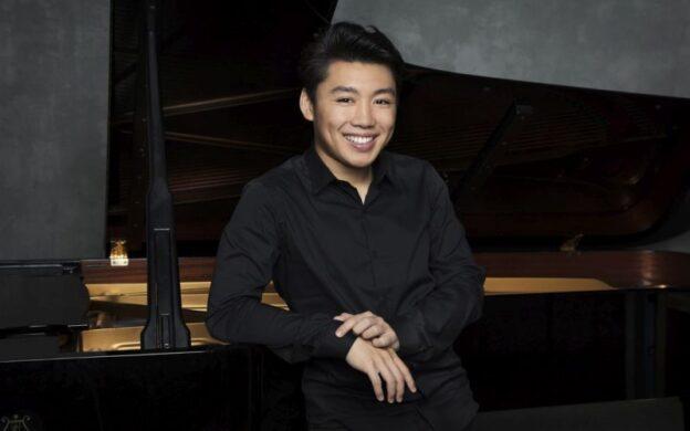 George Li, pianist. (credit: Simon Fowler)