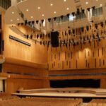 Peter Kiewit Concert Hall, Holland Performing Arts Center, Omaha, Nebraska. (source: kiewit.com)