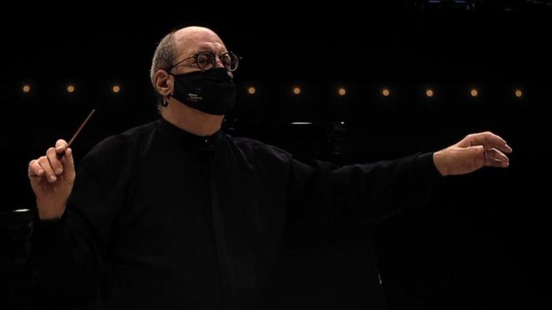 ASO music director Robert Spano. (video frame / ASO)