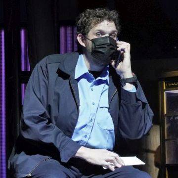 Richard Trey Smagur as Don José. (credit: Ken Howard)