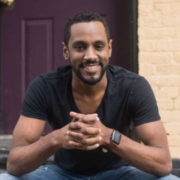 Atlanta composer Carlos Simon. (courtesy of ASO)