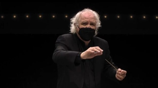 ASO principal guest conductor Sir Donald Runnicles (video frame / ASO)