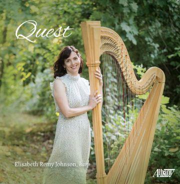 Elisabeth Remy Johnson - Quest - CD cover art