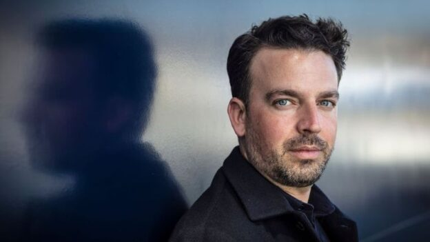 Conductor James Gaffigan. (image courtesy of ASO)