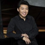 Acclaimed pianist George Li opens the Candler Concert series on September 18. (credit: Simon Fowler)
