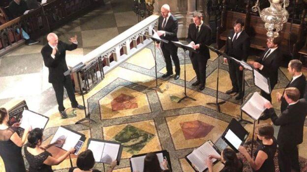 Antioch Chamber Ensemble, Joshua Copeland, director. (antiochchamberensemble.org)