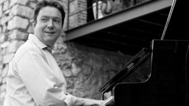 Jazz pianist Kevin Bales channels Mr. Rogers this Sunday, August 8, at Chattahoochee Nature Center. (source: CNC)