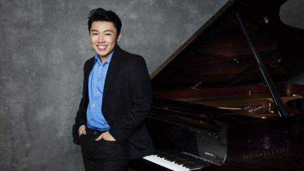 Pianist George Li (credit: Simon Fowler)