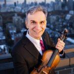 Violinist Gil Shaham (credit: Chris Lee, 2020)