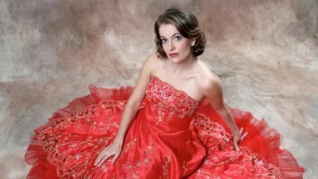 Soprano Molly Fillmore